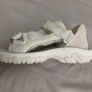 UGG Shoes - UGG and Teva Cross Hiking Sandals with Sheepskin